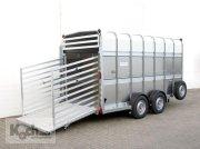 Sonstige Viehtransporter 178x366x213cm 3,5t Doppelstock (Vi1846Iw) Przyczepa