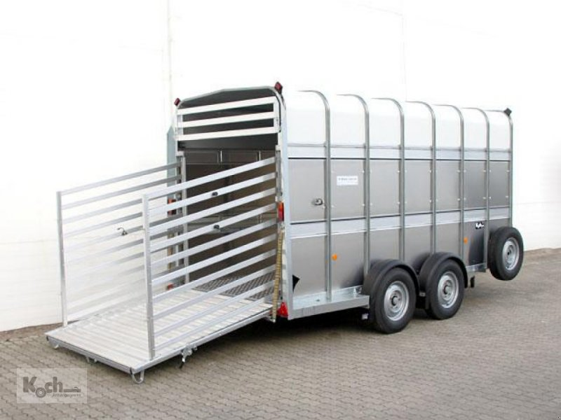 Bild Sonstige Viehtransporter 178x366x213cm 3,5t Doppelstock (Vi1846Iw)