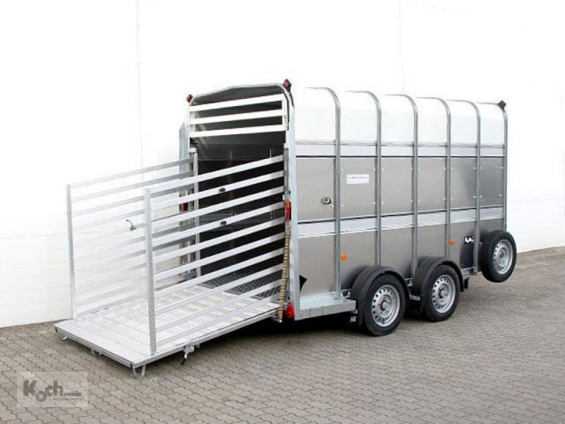 Фотография Sonstige Viehtransporter 178x366x213cm 3,5t (Vi1494Iw)