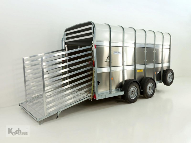 Kép Sonstige Viehtransporter 178x427x183cm 3,5t (Vi0628Iw)