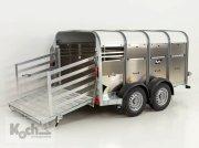 Sonstige Viehtransporter TA 5 156x241cm Höhe:120cm 2,7t (Vi0666Iw) Прицеп