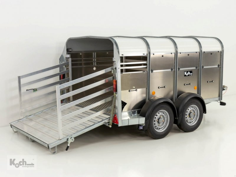Kép Sonstige Viehtransporter TA 5 156x241cm Höhe:120cm 2,7t (Vi0666Iw)
