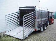 Sonstige Viehtransporter TA 510G10 178x301 3,5t Rampe/Tür (Vi0597Iw) utánfutók