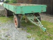 """Steib 2-Achsanhänger (Ballenwagen) 4m. mit AUFLAUFBREMSE und AHK """"guter Zustand"""". Прицеп"""