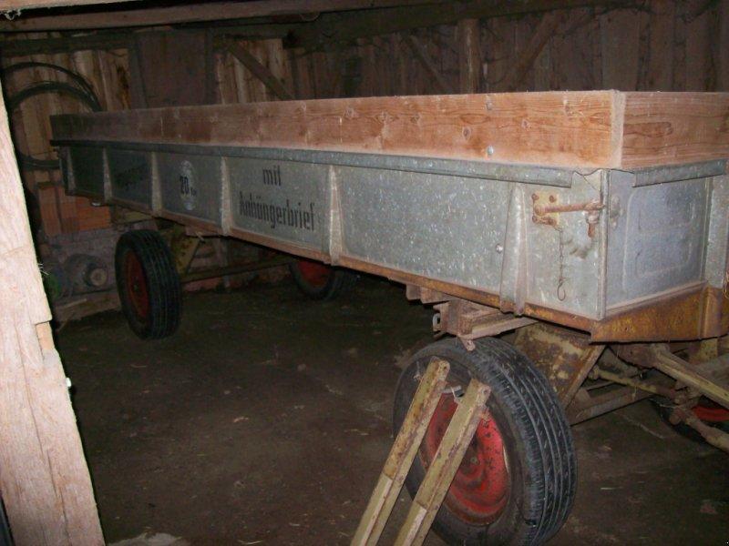 Anhänger des Typs Steib anhänger, Gebrauchtmaschine in Kößlarn (Bild 1)