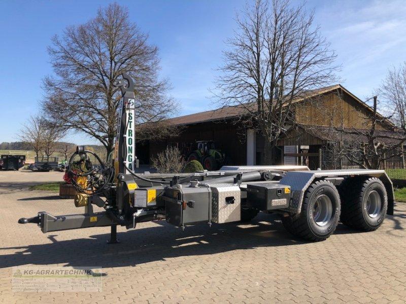 Anhänger des Typs Stronga HookLoada HL 210 DT Hakenliftanhänger, Neumaschine in Langensendelbach (Bild 1)