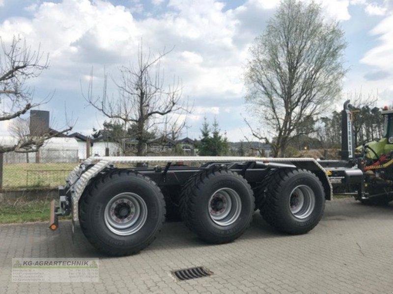 Anhänger des Typs Stronga HookLoada HL 300 DT, Neumaschine in Langensendelbach (Bild 5)