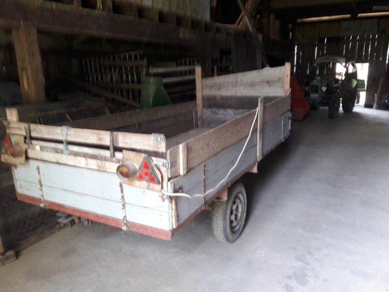 Anhänger des Typs unbekannt Unbekannt, Gebrauchtmaschine in Weissach im Tal (Bild 1)
