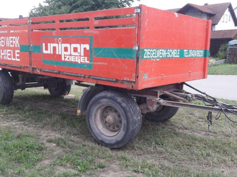 Anhänger типа Unterholzner UN 14, Gebrauchtmaschine в Biesenhard (Фотография 1)