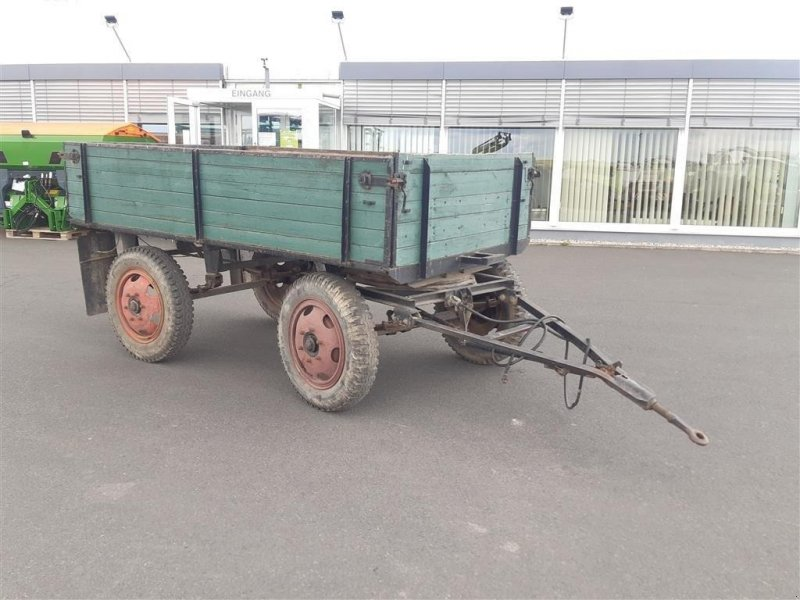 Anhänger типа VEB Fahrzeugwerke E2, Gebrauchtmaschine в Grimma (Фотография 1)