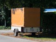 Anhänger tip WM Meyer Anhänger mit Plane und Spriegel, Gebrauchtmaschine in Wolfratshausen