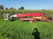 Anhängerarbeitsbühne des Typs Denka-Lift DK3 MK25 - 25 Meter - Radantrieb - Service NEU - Korb schwenkbar - Batterien 230 V - hydraulische Stützfüße - Autoanhängerarbeitsbühne - Arbeitsbühne - Hebebühne - Bühne - Steiger - Teleskopbühne - Hubarbeitsbühne - Hubsteiger, Gebrauchtmaschine in Bad Birnbach