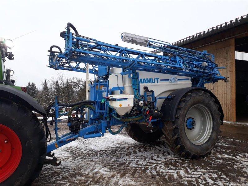 Anhängespritze des Typs AGRIO Mamut 3827, Gebrauchtmaschine in Bayreuth (Bild 1)