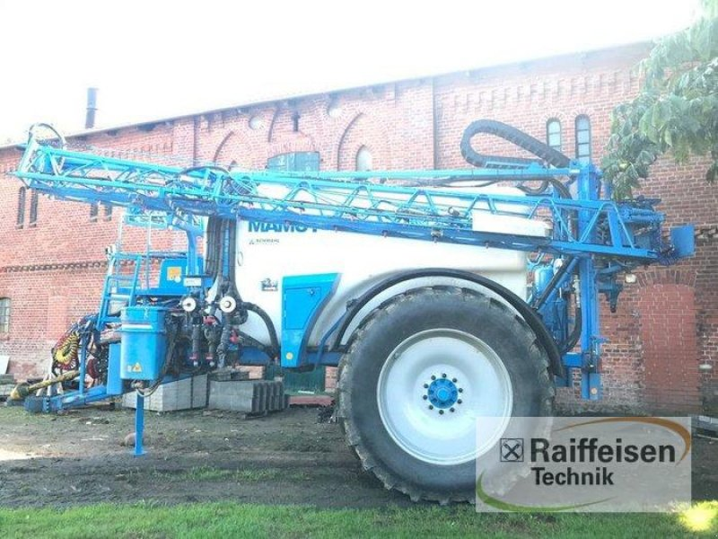 Anhängespritze des Typs AGRIO Mamut 6524, Gebrauchtmaschine in Bad Oldesloe (Bild 6)