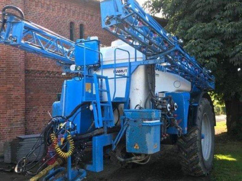 Anhängespritze des Typs AGRIO Mamut 6524, Gebrauchtmaschine in Bad Oldesloe (Bild 1)