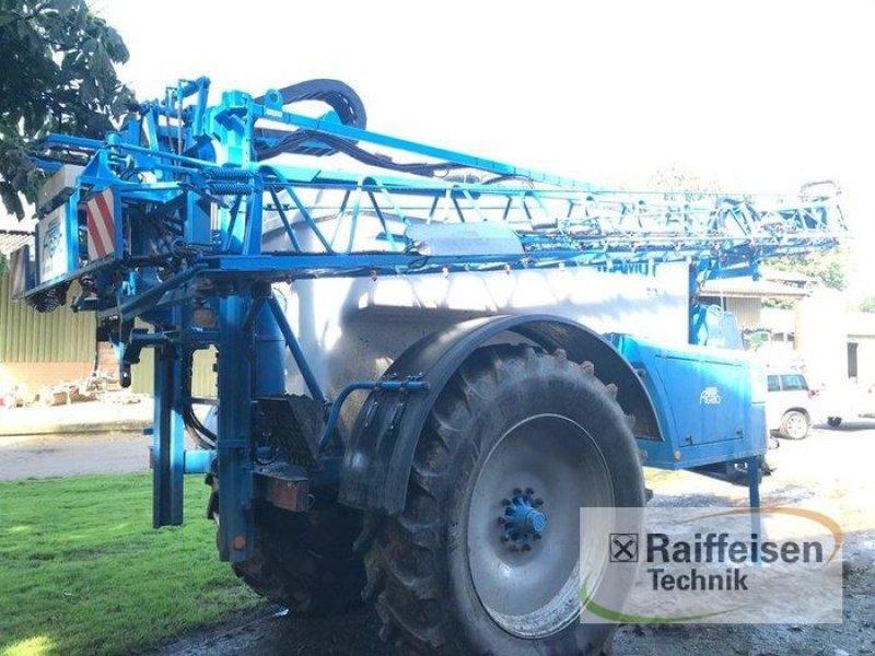 Anhängespritze des Typs AGRIO Mamut 6524, Gebrauchtmaschine in Bad Oldesloe (Bild 9)