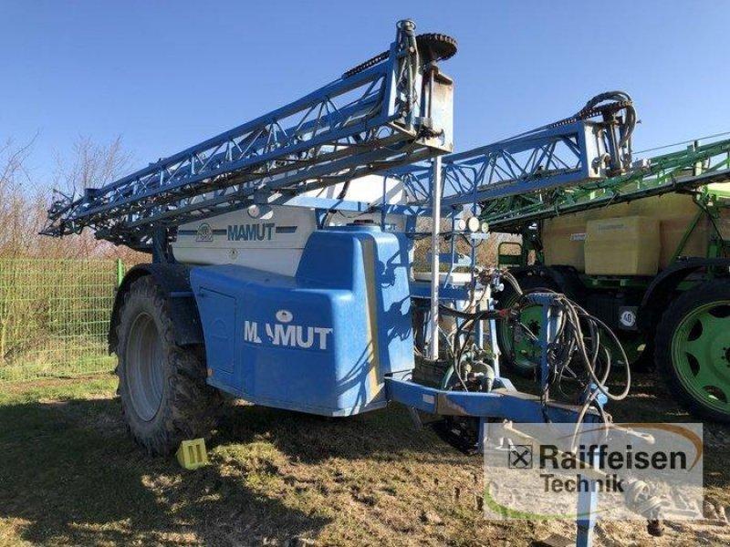Anhängespritze des Typs AGRIO Mamut, Gebrauchtmaschine in Gadebusch (Bild 1)