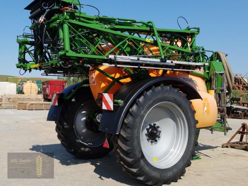 Anhängespritze des Typs Amazone Amazone UX 5200 Super, Top Zustand, 27/30 m, Bj. 2008, Distance Control, Gebrauchtmaschine in Eichendorf (Bild 3)