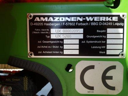 Anhängespritze des Typs Amazone Amazone UX 5200 Super, Top Zustand, 27/30 m, Bj. 2008, Distance Control, Gebrauchtmaschine in Eichendorf (Bild 6)