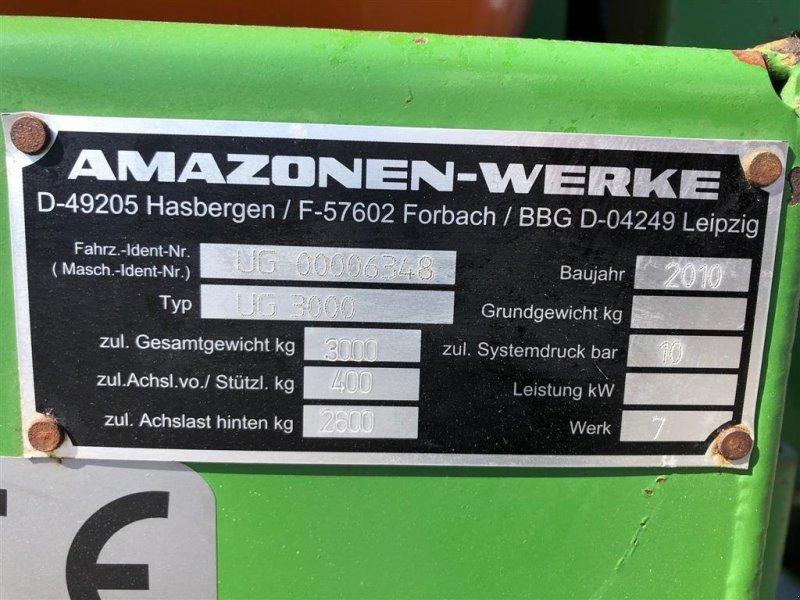 Anhängespritze des Typs Amazone UG 3000 SPECIAL, Gebrauchtmaschine in Vinderup (Bild 8)
