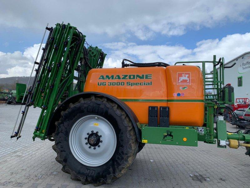 Anhängespritze des Typs Amazone UG 3000, Gebrauchtmaschine in Petersberg (Bild 2)