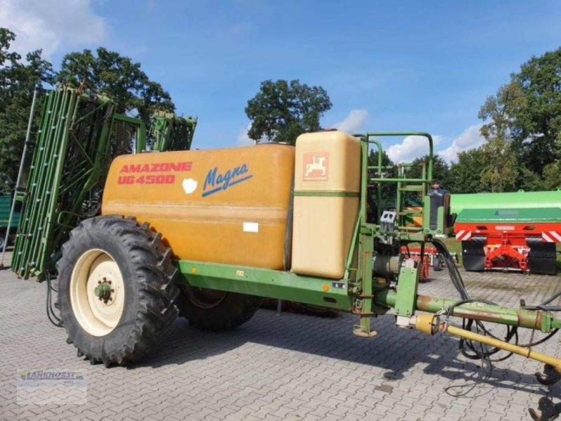 Anhängespritze des Typs Amazone UG 4500 MAGNA, Gebrauchtmaschine in Wiefelstede-Spohle (Bild 1)