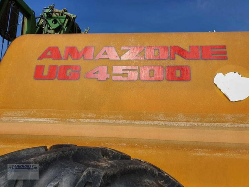 Anhängespritze des Typs Amazone UG 4500 MAGNA, Gebrauchtmaschine in Wiefelstede-Spohle (Bild 2)