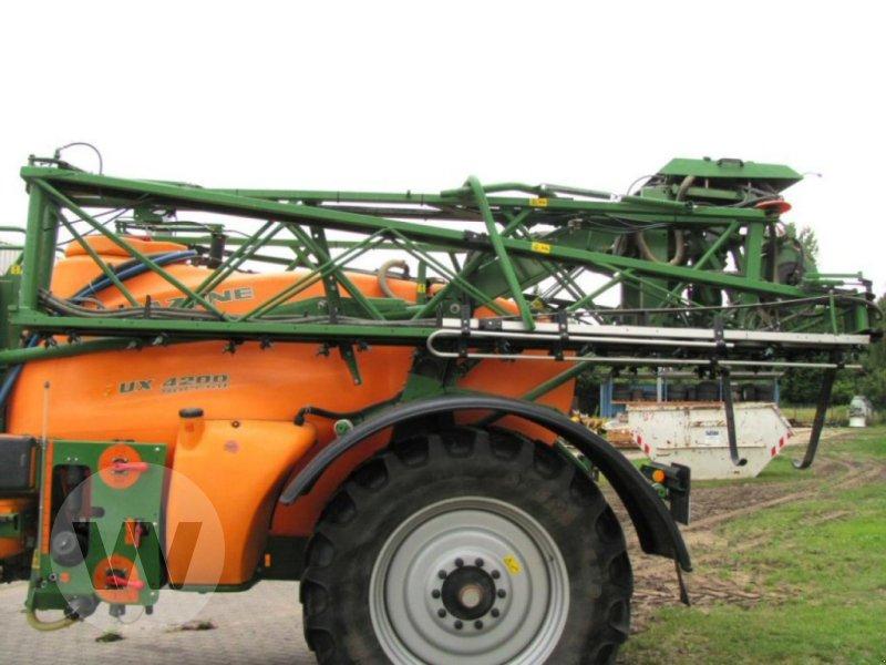 Anhängespritze des Typs Amazone UX 4200 Special, Gebrauchtmaschine in Bützow (Bild 4)