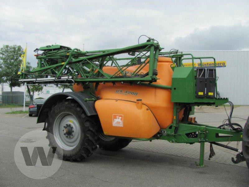 Anhängespritze des Typs Amazone UX 4200 Special, Gebrauchtmaschine in Bützow (Bild 2)