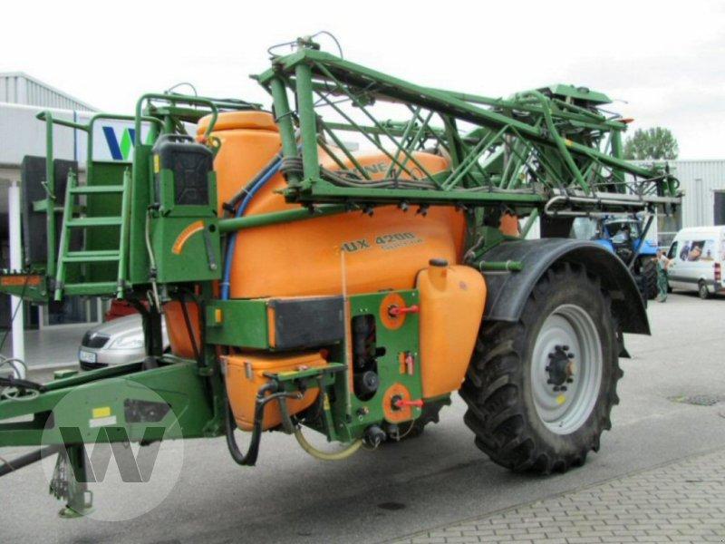 Anhängespritze des Typs Amazone UX 4200 Special, Gebrauchtmaschine in Bützow (Bild 1)