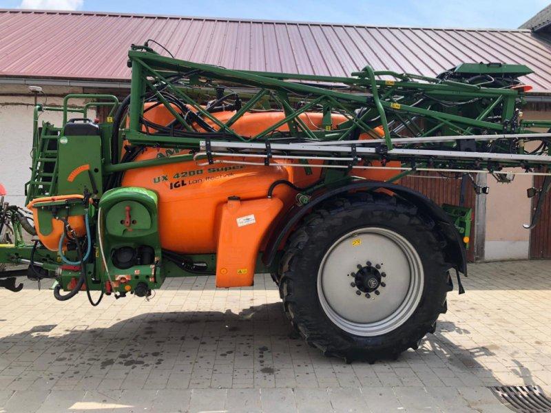 Anhängespritze типа Amazone UX 4200 Super, Gebrauchtmaschine в Nabburg (Фотография 1)