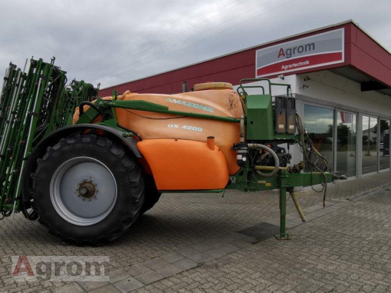 Anhängespritze a típus Amazone UX 4200, Gebrauchtmaschine ekkor: Harthausen (Kép 1)
