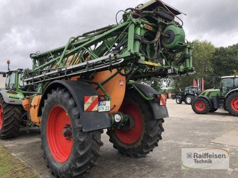 Anhängespritze des Typs Amazone UX 5200, Gebrauchtmaschine in Bützow (Bild 3)