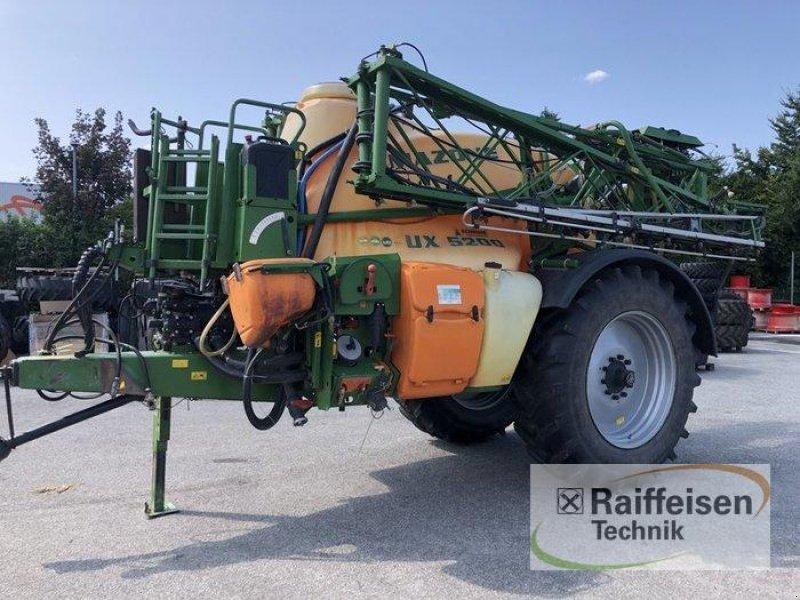 Anhängespritze des Typs Amazone UX 5200, Gebrauchtmaschine in Elmenhorst-Lanken (Bild 1)