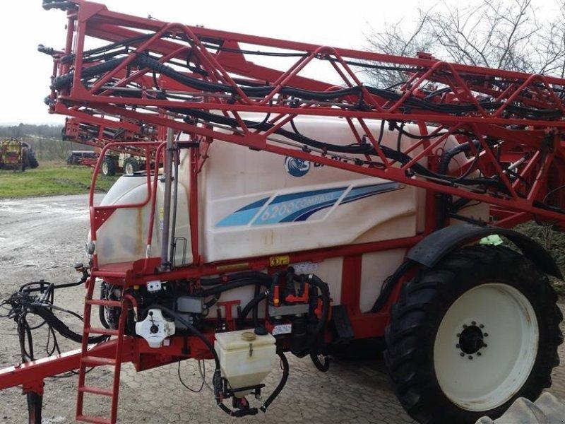Anhängespritze типа Bargam Compact 6200 - 24/36 meter G-var trefold, Gebrauchtmaschine в Sabro (Фотография 1)