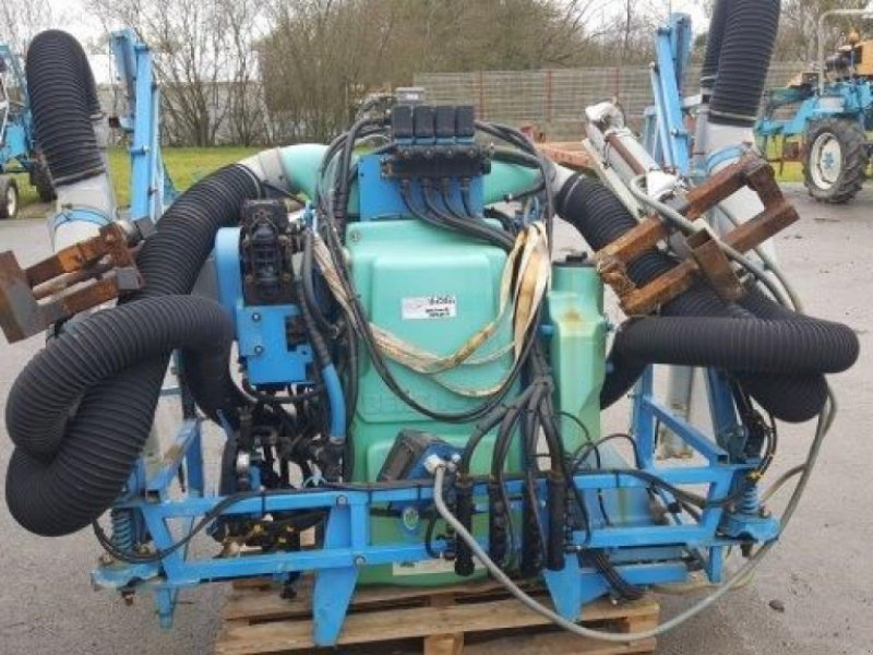 Anhängespritze типа Berthoud SPEEDAIR, Gebrauchtmaschine в le pallet (Фотография 1)