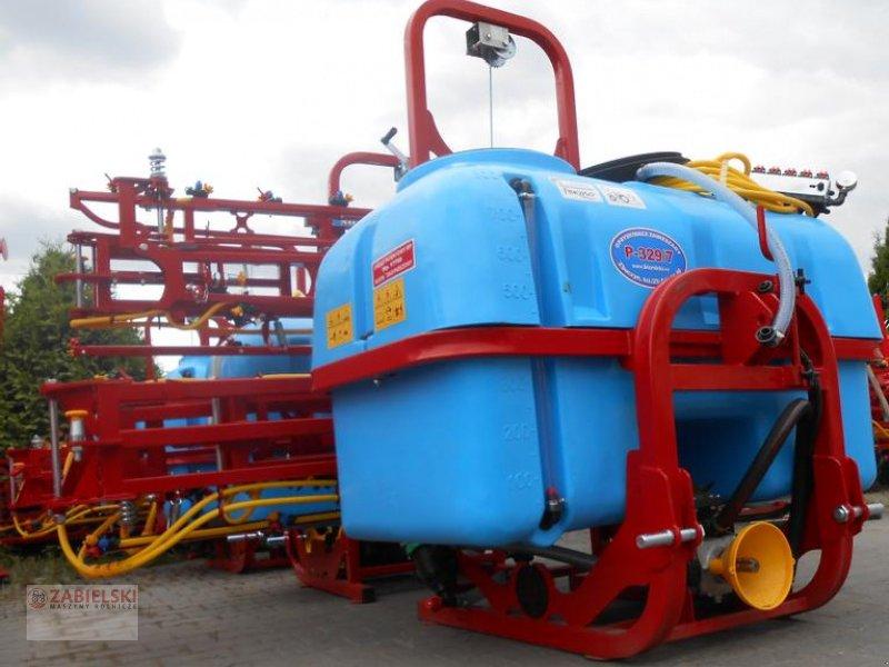 Anhängespritze typu BIARDZKI Feldspritze/ Sprayer/ Opryskiwacz zawieszany 600*l / Pulverizador montado en tractor 600 * l, Neumaschine w Jedwabne (Zdjęcie 1)