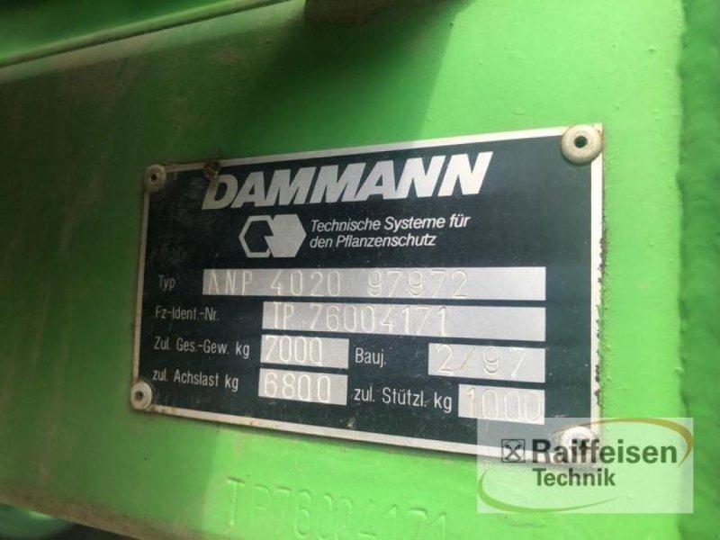 Anhängespritze des Typs Dammann ANP 4024, Gebrauchtmaschine in Eutin (Bild 6)
