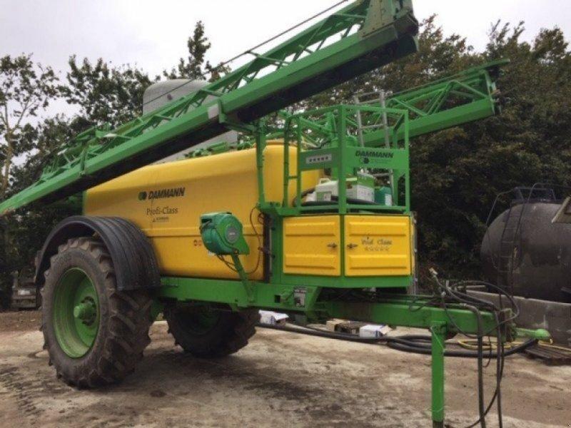 Anhängespritze tip Dammann Profi-Claas 6000 liter Dammann Profi 6030, Gebrauchtmaschine in Assens (Poză 1)