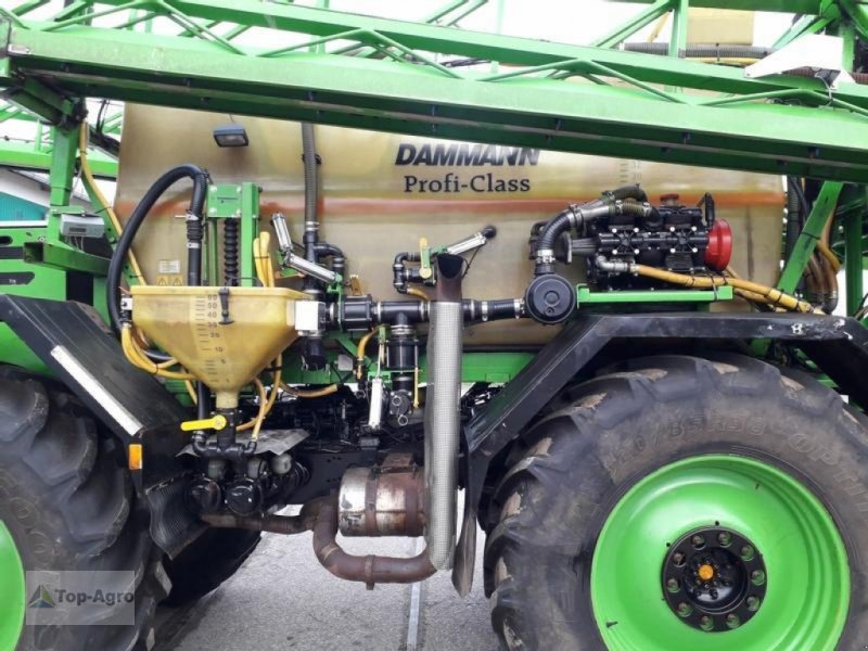 Anhängespritze des Typs Dammann TOP-AGRO DTP44536, Gebrauchtmaschine in Zgorzelec (Bild 8)
