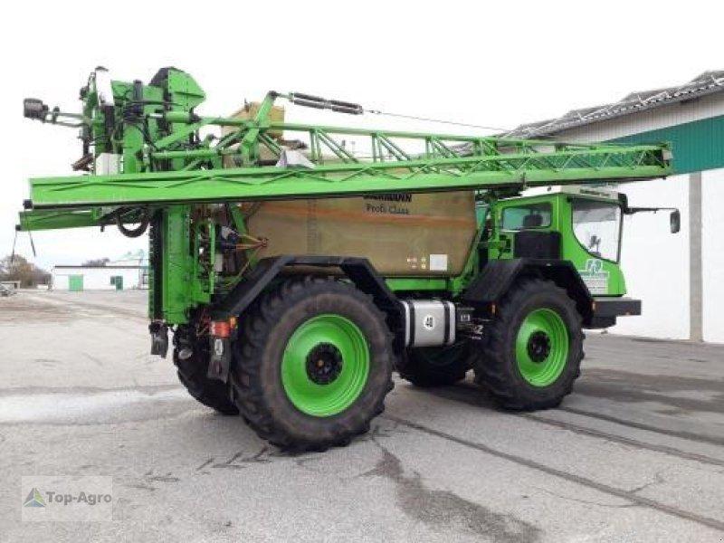 Anhängespritze des Typs Dammann TOP-AGRO DTP44536, Gebrauchtmaschine in Zgorzelec (Bild 2)