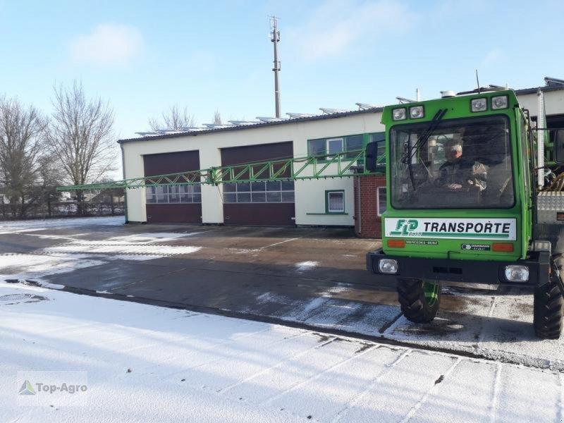 Anhängespritze des Typs Dammann TOP-AGRO Spritze, Vorführmaschine in Zgorzelec (Bild 3)