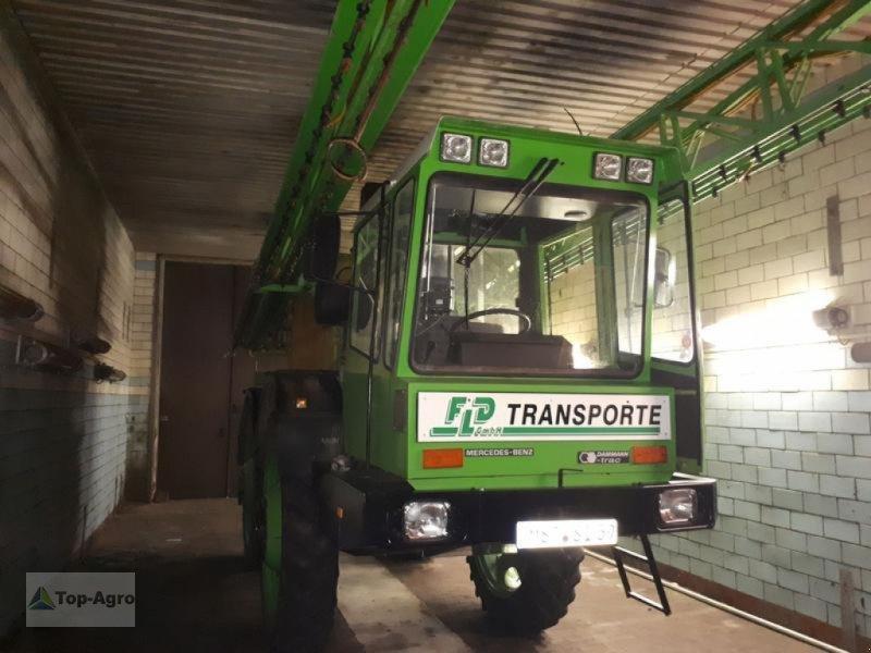 Anhängespritze des Typs Dammann TOP-AGRO Spritze, Vorführmaschine in Zgorzelec (Bild 10)