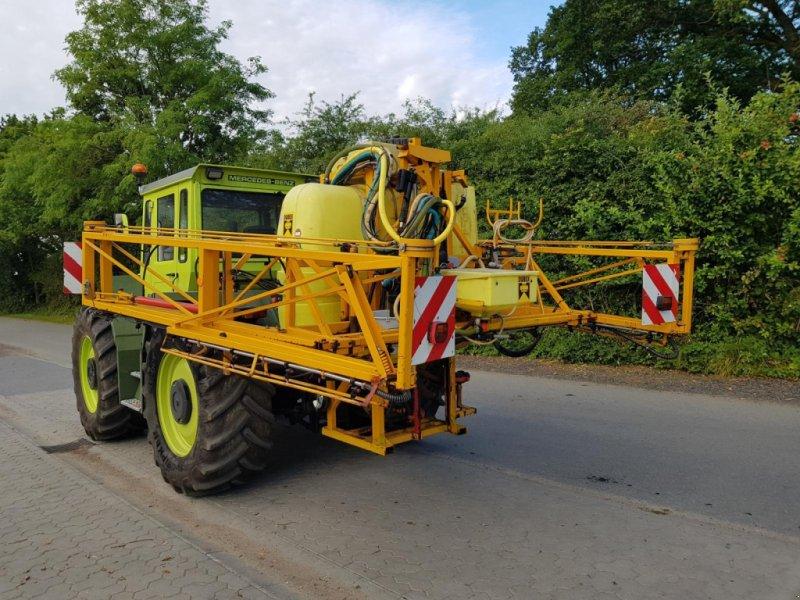 Anhängespritze des Typs Dubex 2A 18m und 1100 Liter, Gebrauchtmaschine in Honigsee (Bild 1)