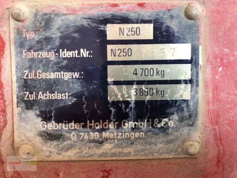 Anhängespritze des Typs Holder N 250, Gebrauchtmaschine in Langenau (Bild 7)
