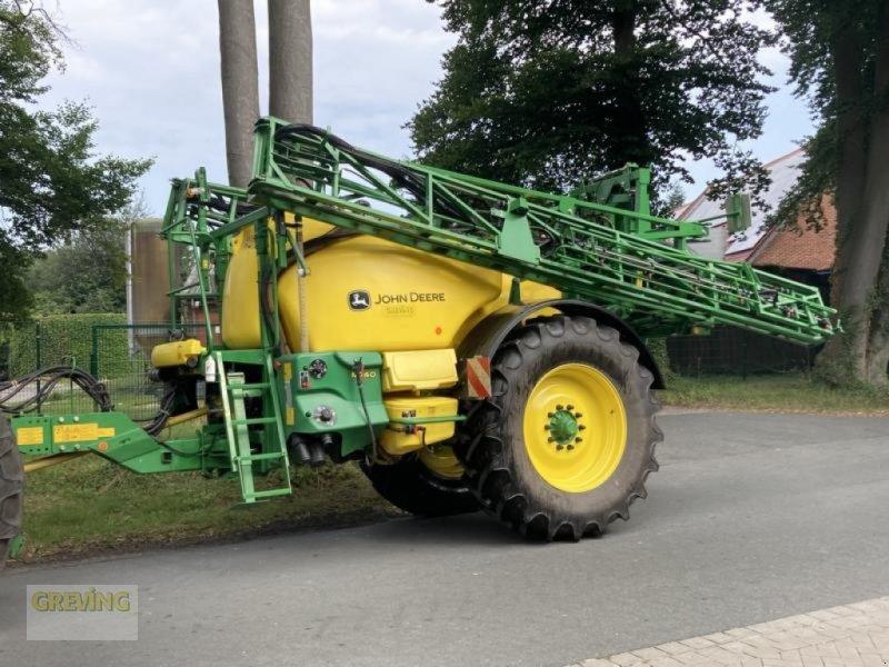 Anhängespritze типа John Deere M740, Gebrauchtmaschine в Greven (Фотография 1)
