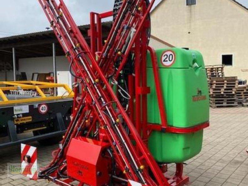 Anhängespritze des Typs Krukowiak HEROS 1000/15 PHK, Vorführmaschine in Unterschneidheim-Zöbingen (Bild 1)