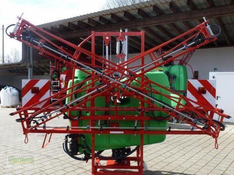 Anhängespritze типа Krukowiak Heros, Gebrauchtmaschine в Unterschneidheim-Zöbingen (Фотография 2)