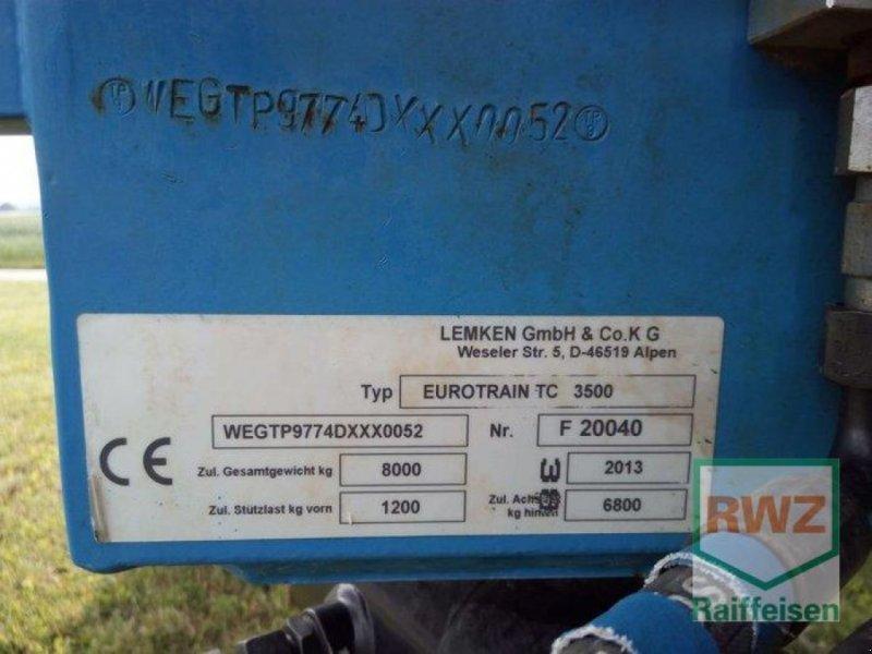 Anhängespritze des Typs Lemken Euro-Train 3500 TC, Gebrauchtmaschine in Friedberg (Bild 13)