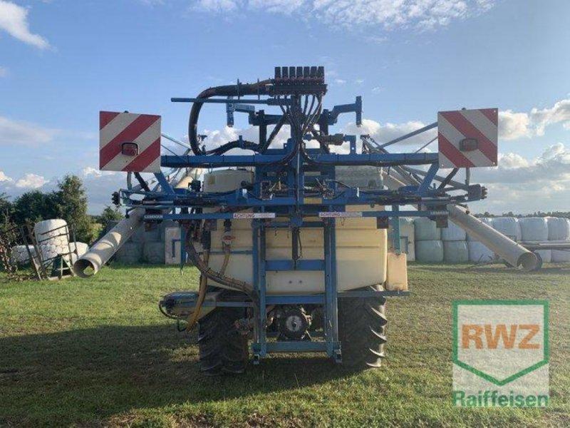 Anhängespritze des Typs Lemken Eurolux 1000 TLE, Gebrauchtmaschine in Kruft (Bild 1)